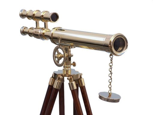brass-nautical-telescope-wtihtripod-decoration--0126-77